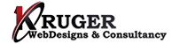 Kruger WebDesigns & Consultancy Full Logo